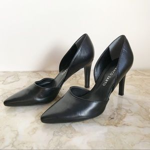 Franco Sarto Heels in Black